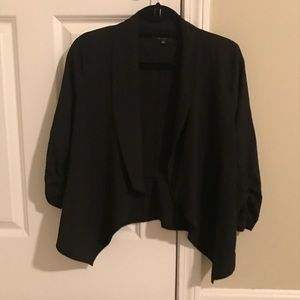 Ruched Sleeve Blazer from Mine